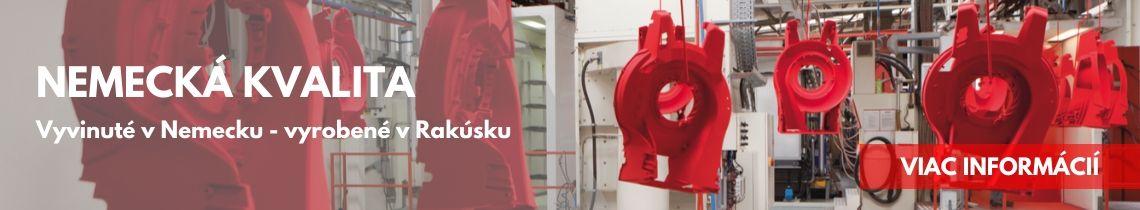 AL-KO kvalita, ktorá presvedčí | Vývoj v Nemecku, výroba v Rakúsku