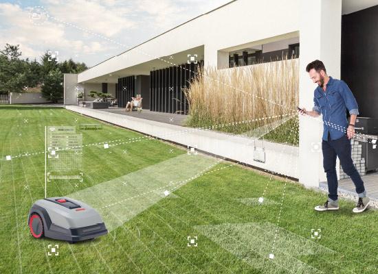 Múdra záhrada | Inteligentné starostlivosť o trávnik