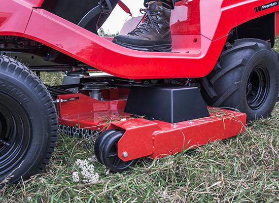 Zahradní traktory | Jednoduše vyměňte sekačku